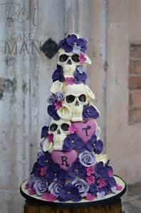 skull wedding cakes skull wedding cake chocolate cakes
