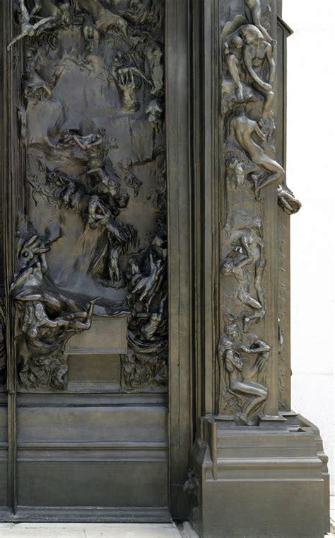 la porte de lenfer musee rodin