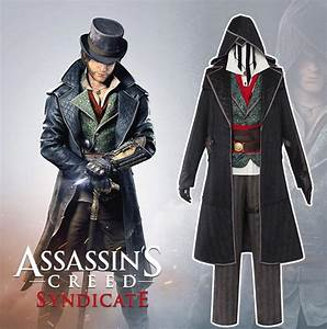 Jacob Frye Cosplay Assassin's Creed Syndicate Assassin ...