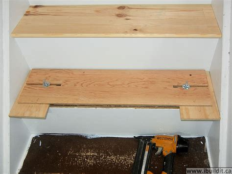 How To Cover Basement Stairs   IBUILDIT.CA