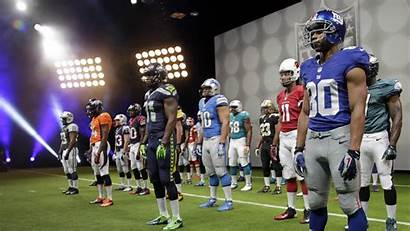 Nfl Wallpapers Uniforms Nike Backgrounds Teams Players