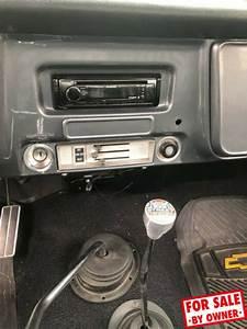 1972 Chevrolet K20 Long Bed Pickup 4x4 8