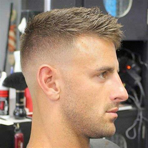 popular short haircuts guide for men with 15 pics mens