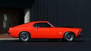 1970 Ford Mustang Boss 429 Fastback KK No. 2306, 429/375 HP, 4-Speed | Lot S132.1 | Harrisburg ...