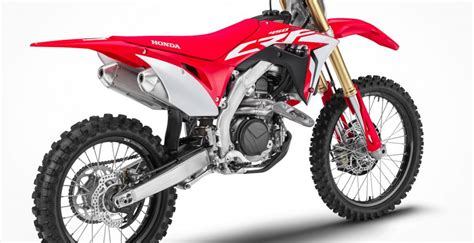 First Look! 2019 Honda Crf450, Crf250 & Crf150 Motocross