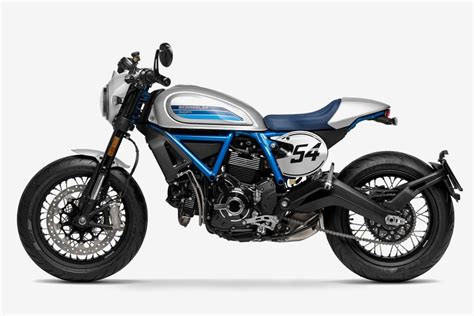 Ducati Scrambler Cafe Racer Image by 2019 Ducati Scrambler Cafe Racer Hiconsumption