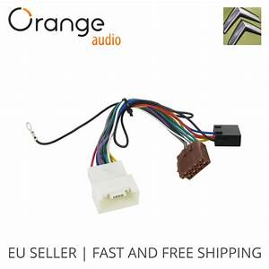 Wiring Harness Adapter For Citroen C