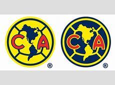 El actual escudo del Club América FC América