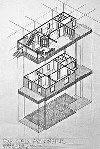 Exploded Axonometric Drawing