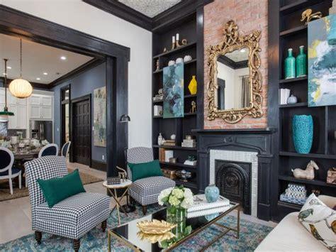 Jonathan Y Home Decor :  Living Room Transformations