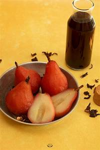 Conservation Des Poires : poires poch es recette de poires au sirop ~ Melissatoandfro.com Idées de Décoration
