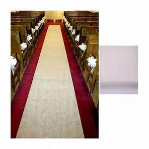 Tapis Blanc Mariage : tapis blanc mariage fleurs de drag es ~ Teatrodelosmanantiales.com Idées de Décoration