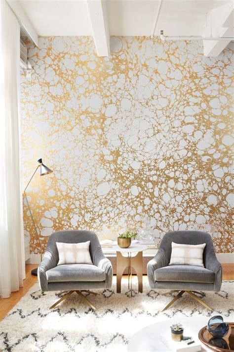 Wohnzimmer Neu Tapezieren by Yellow Wallpaper Home Decor Wallpaper Home