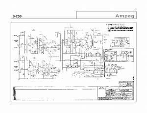 Ampeg V4 B Service Manual