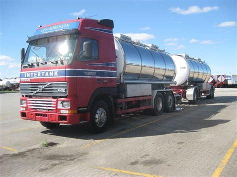 volvo fh tanker trucks year  price
