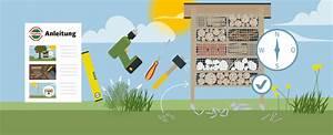 Insektenhotel Selber Bauen Anleitung : insektenhotel bauen einfache anleitung ~ Michelbontemps.com Haus und Dekorationen