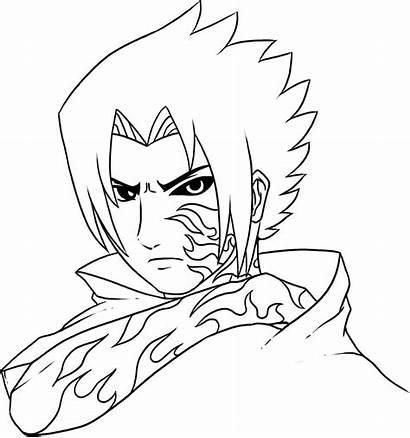 Sasuke Imagens Desenhar Coloring Colorir Desenhos Sketch