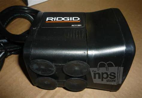ridgid ac11301 50 gph universal submersible water pump for