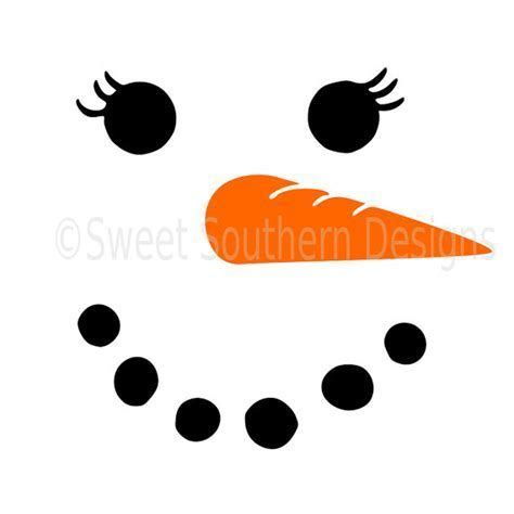 image result   printable face template snowman eyes