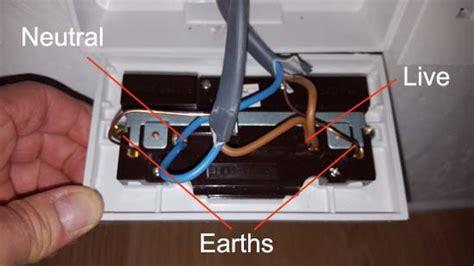 Radial Circuit Wiring Electrical