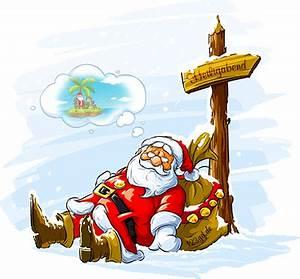 Weihnachten In Brasilien : weihnachtsmann tr umt vom urlaub ~ Markanthonyermac.com Haus und Dekorationen