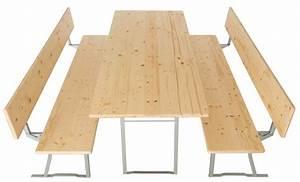 Biertischgarnitur Mit Lehne Breiter Tisch : breite bierzeltgarnitur mit lehne die m bel f r die k che ~ Eleganceandgraceweddings.com Haus und Dekorationen
