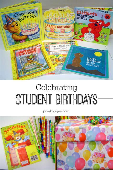 celebrating student birthdays in preschool pre k and 472 | preschool birthday celebrations