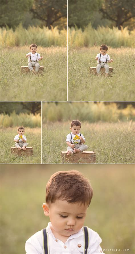 handsome  year  boy raleigh baby photographer