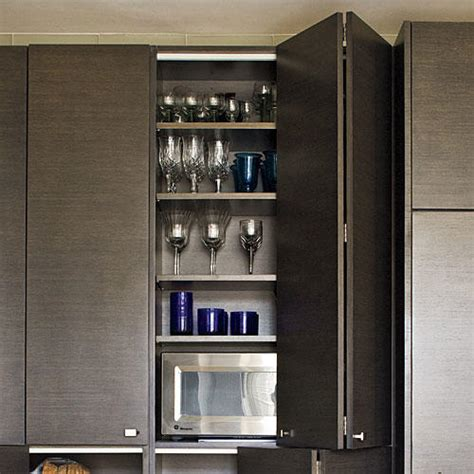 Sliding Folding Cabinet Doors by Kitchen Cabinet Types Southern Living