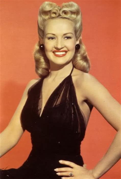 betty grable hairstyle bakuland women man fashion blog