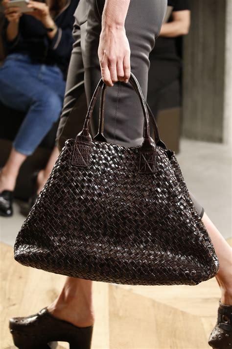 bottega veneta springsummer  runway bag collection