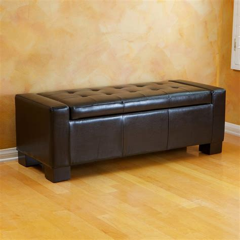 what is an ottoman used for shop best selling home decor guernsey black faux leather