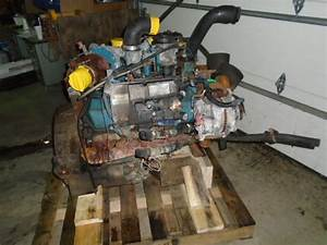 R  F  Engine International T444e V