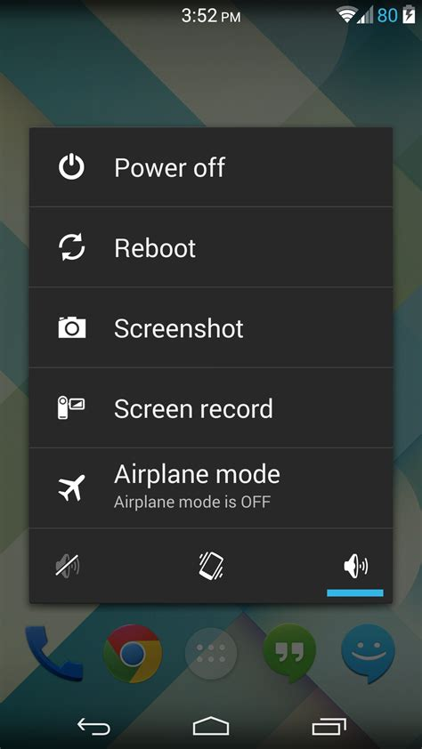 screen capture android how to take a screenshot on android 4 4 2 on a nexus 4