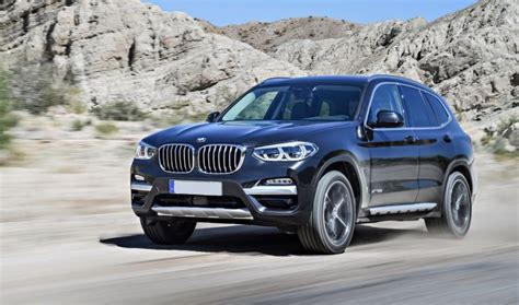 bmw  redesign full review  sport suv bible