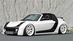 Roadster Smart : 21 best images about smart brabus roadster on pinterest to be beautiful and cars ~ Gottalentnigeria.com Avis de Voitures