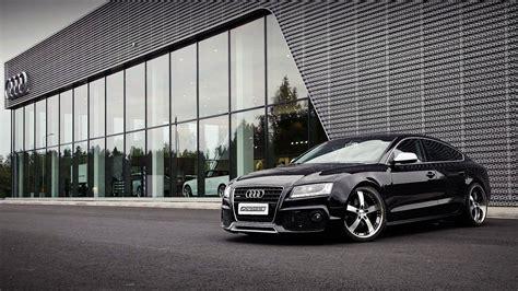 Black Audi Rs5 Hd Wallpaper 1080p