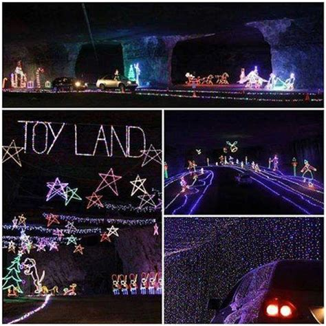 underground lights in louisville ky 12 best light displays in kentucky 2016 47820