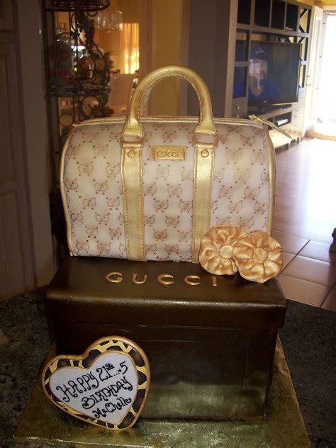 gucci bag cake  flickr photo sharing
