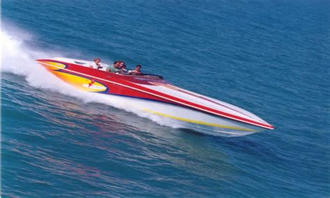 Fast Boat Miami To Bahamas by Miami Speedboat Charters Rentals