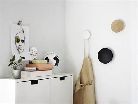 High/Low: Dot Wall Hooks : Remodelista