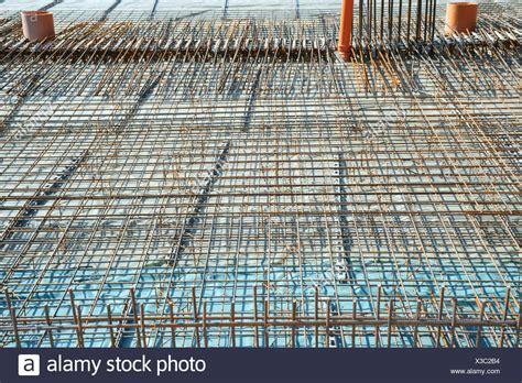 Haus Aus Stahl Bauen by Bauen Sie Haus Stahlbeton Bewehrungsstahl Baugrube