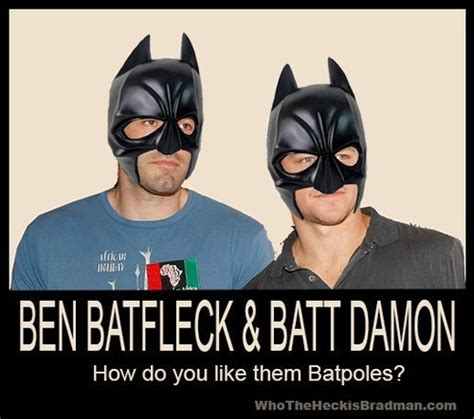 Affleck Batman Meme - online petitions are launched against ben affleck playing batman in man of steel 2 movieweb