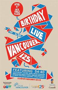 Vancouver's 125th Anniversary: Birthday Live | Vancouver Homes