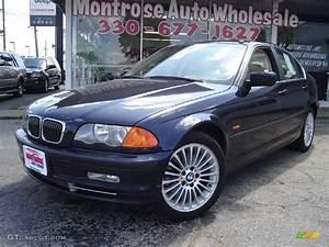 2001 Orient Blue Metallic Bmw 3 Series 330xi Sedan  15056750