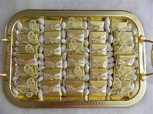 Luli Me Golden wedding and engagement Decorated Chocolate
