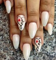 Best 25 ideas about pointy nails find what youll love pointy nail designs 2014 prinsesfo Images