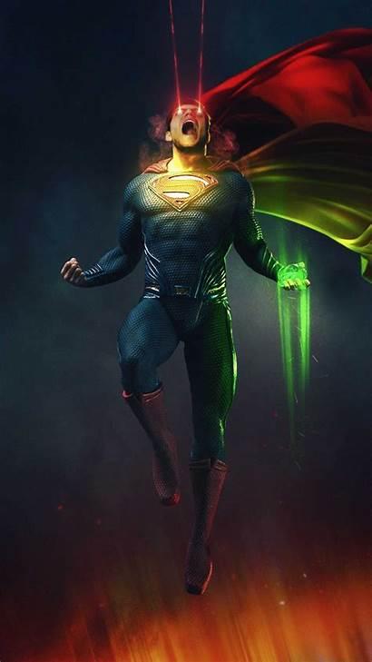 Iphone Superman Krypton Wallpapers Dc Getintopik Superhero