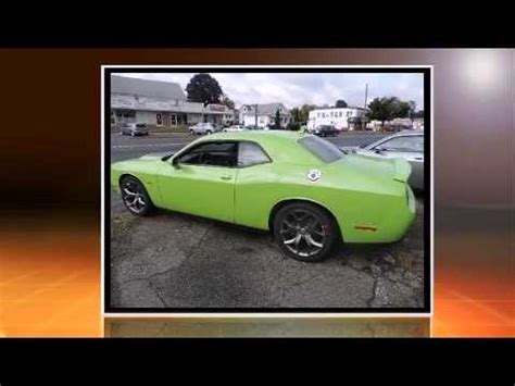 2015 Dodge Challenger R/T in Enfield, CT 06082   YouTube