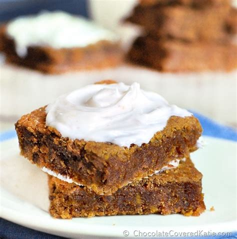 pumpkin desserts 17 healthy delicious recipes